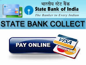SBI Collect online payment